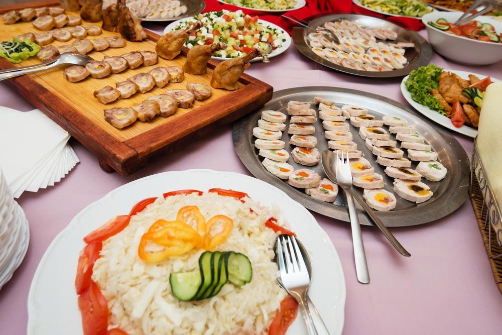 Mogelijkheden Le Bon Vivant Catering